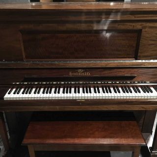 Heintzman & Co. piano
